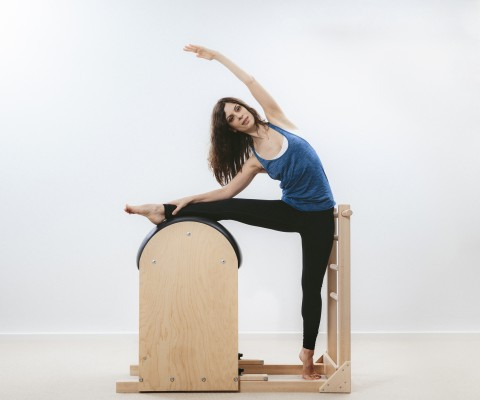Casual Private Pilates Classes